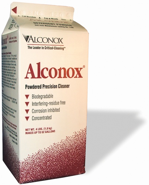 AV & Glassware Cleaner, Alconox