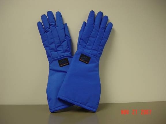 Cryo Gloves, for Liquid Nitrogen Handling